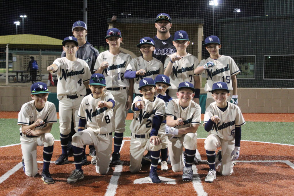 2019 - USSSA Protect Our Protectors Classic NIT III (11U Blue) Runners Up